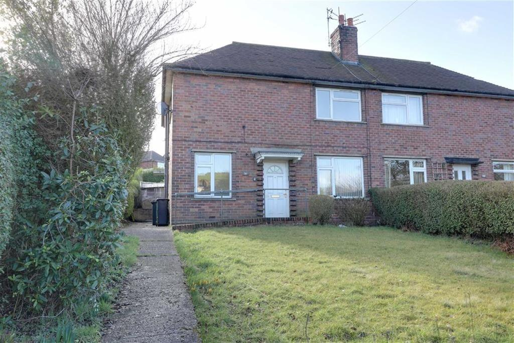 3 Bedrooms Semi Detached House for sale in Newchapel Road, Kidsgrove, Stoke-on-Trent