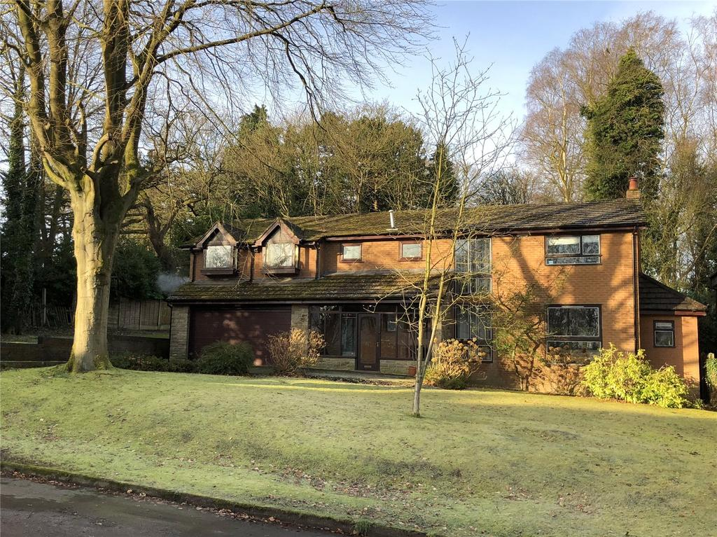 5 Bedrooms Detached House for sale in Carrwood Road, Wilmslow, Cheshire, SK9