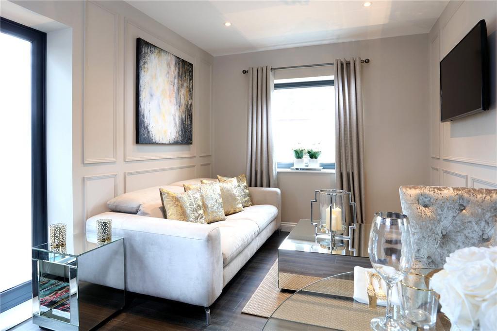 1 Bedroom Flat for sale in Flambard Way, Godalming, Surrey, GU7