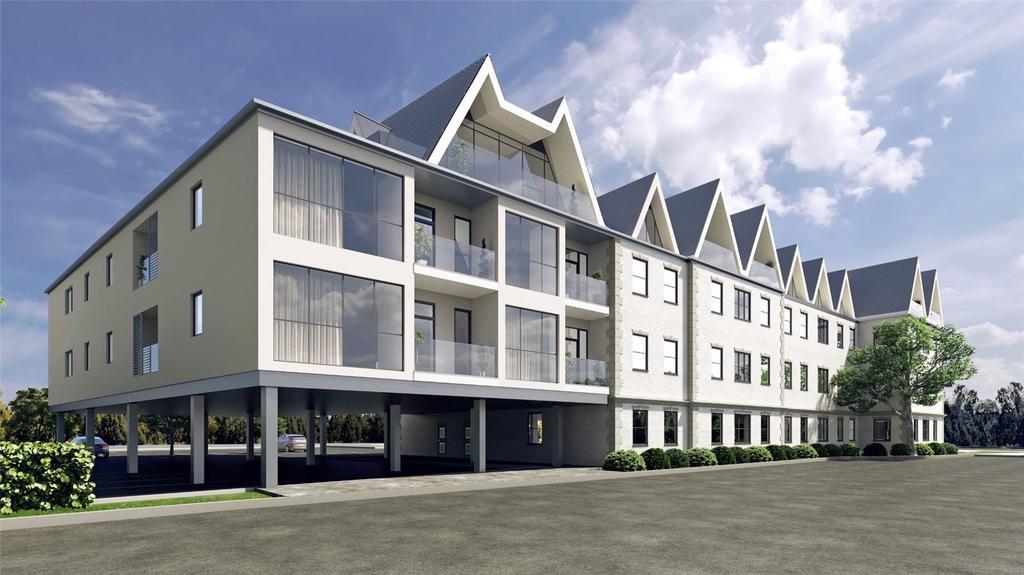 2 Bedrooms Flat for sale in One Twenty, Bridge Road, Chertsey, Surrey, KT16