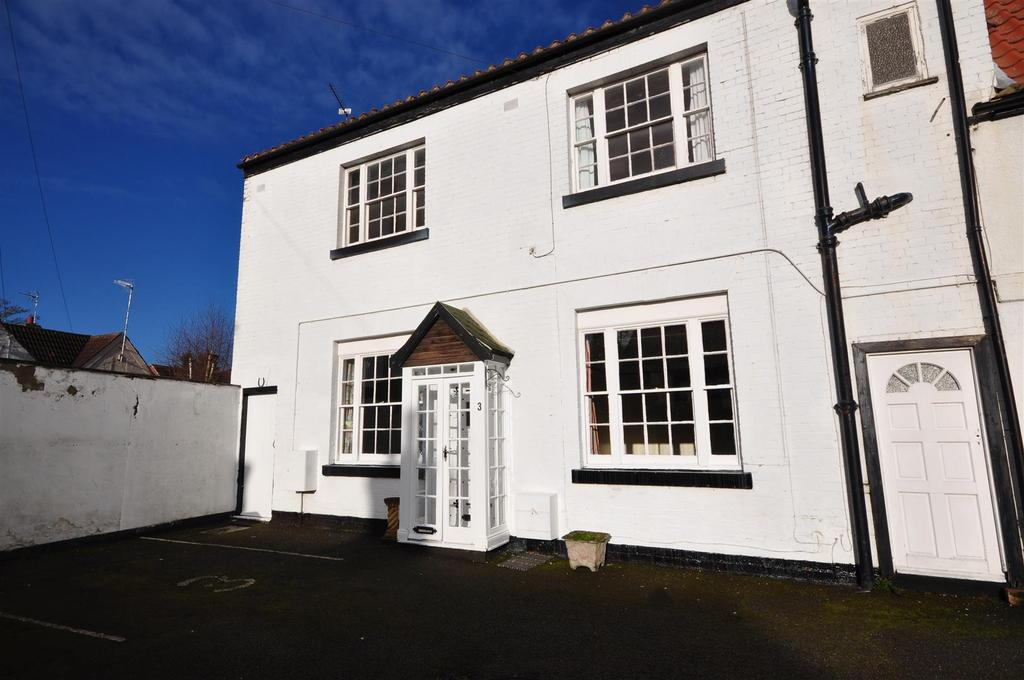 2 Bedrooms End Of Terrace House for sale in Walnut Court, Radcliffe on Trent, Nottingham