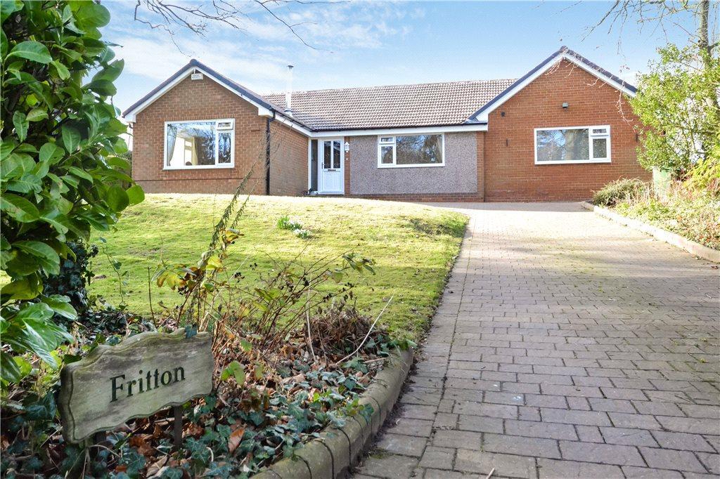 4 Bedrooms Detached Bungalow for sale in Pump Lane, Kirklevington, Yarm