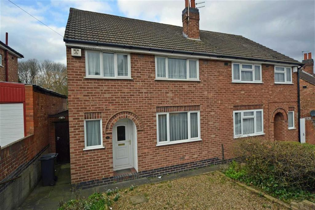3 Bedrooms Semi Detached House for sale in Heacham Drive, Stadium Estate