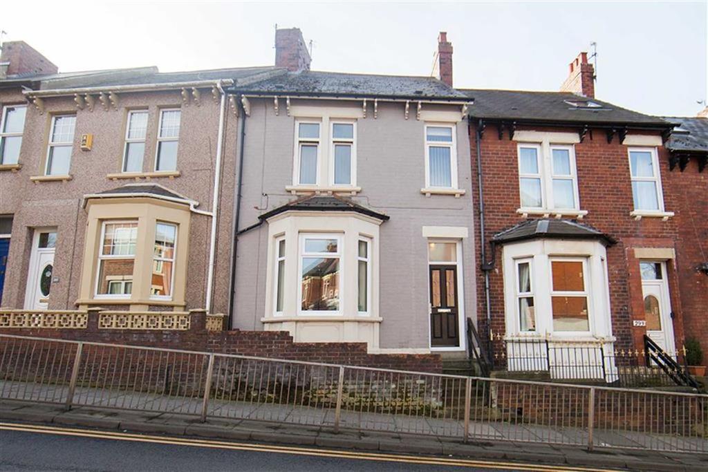 3 Bedrooms Terraced House for sale in Station Road, Wallsend, Tyne Wear, NE28