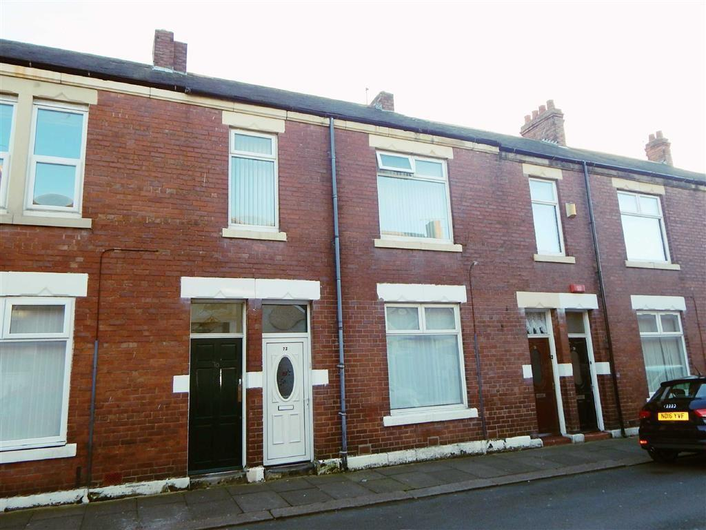 2 Bedrooms Apartment Flat for sale in Stanley Street, Rosehill, Wallsend, NE28