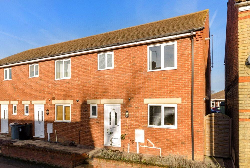 3 Bedrooms End Of Terrace House for sale in Austerby, Bourne, PE10