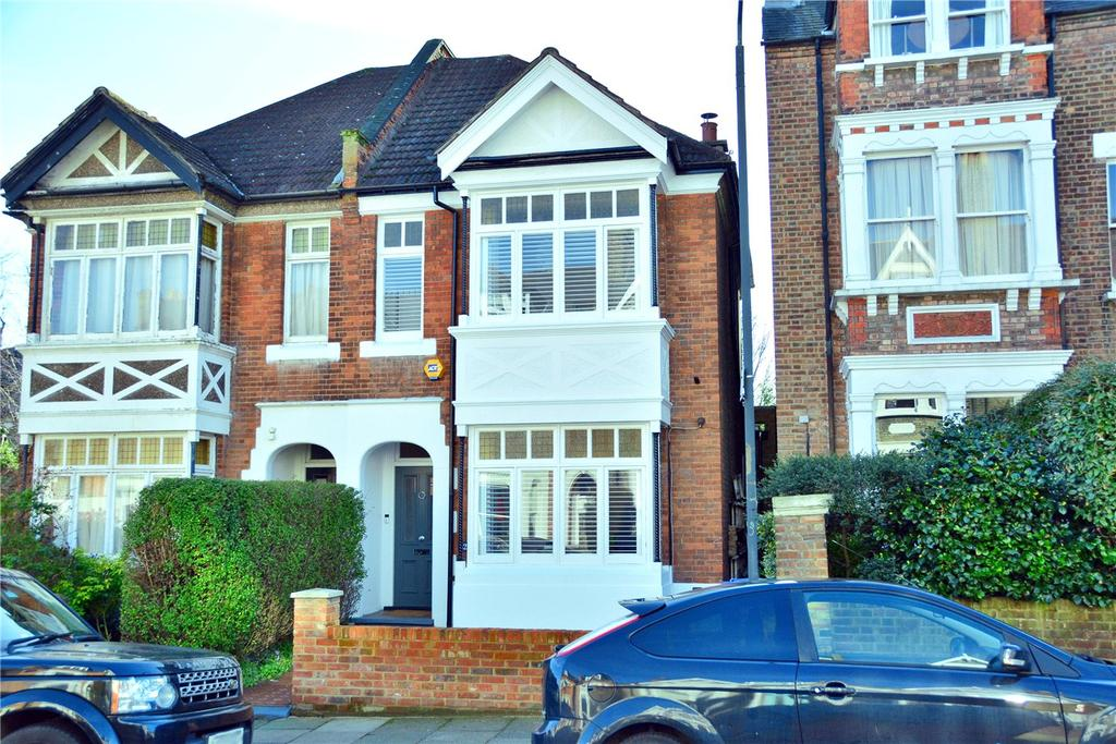 4 Bedrooms Semi Detached House for sale in Ulundi Road, Blackheath, London, SE3