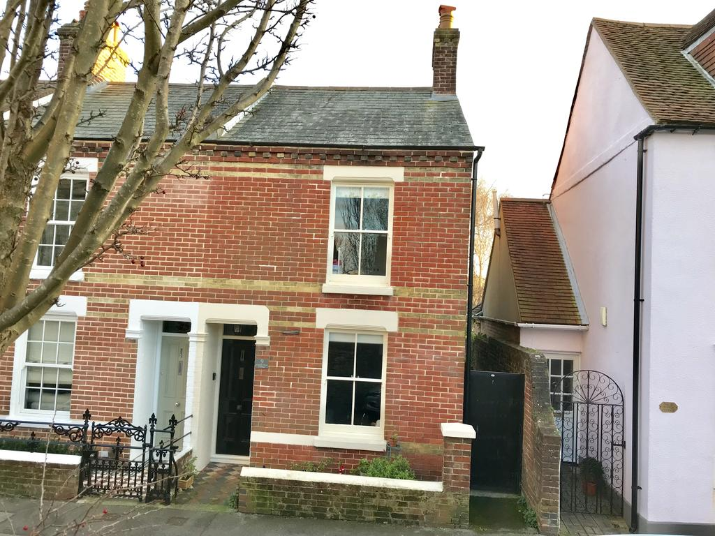 2 Bedrooms End Of Terrace House for sale in Church Road, Alverstoke, Gosport PO12