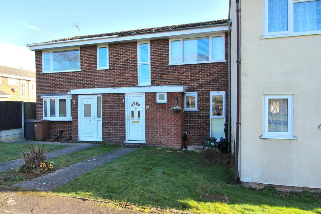 3 Bedrooms Terraced House for sale in Bohun Close, Great Leighs, Chelmsford