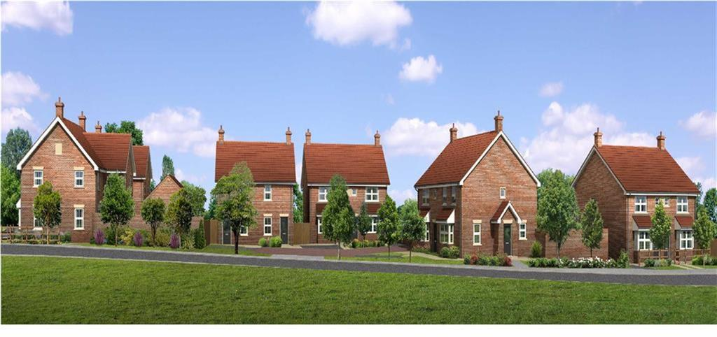 4 Bedrooms Detached House for sale in Layton Place, Market Weighton