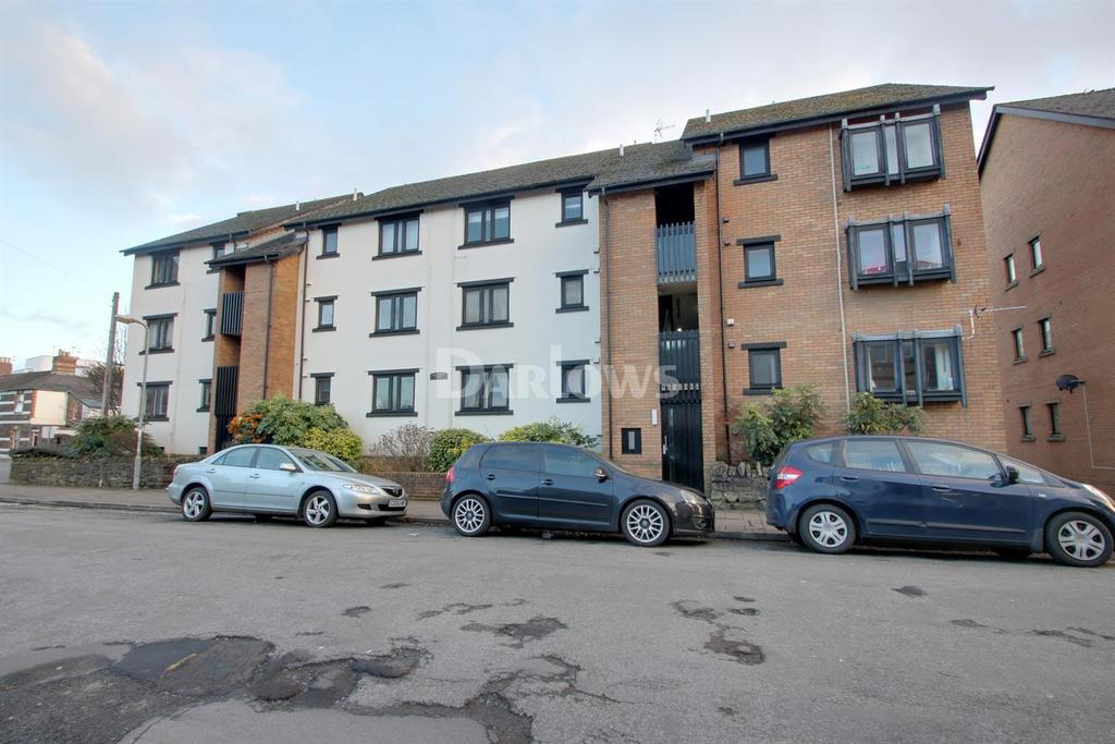 1 Bedroom Flat for sale in 23 Richmond Court, St Peters Street, Cardiff