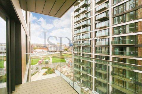 1 bedroom flat to rent - Hampton Apartments , Duke of Wellington Avenue , Royal Arsenal  SE18