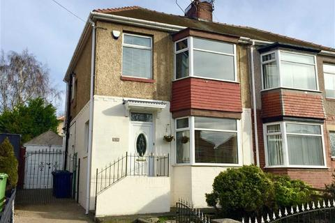 3 bedroom semi-detached house for sale - West Avenue, South Shiedls