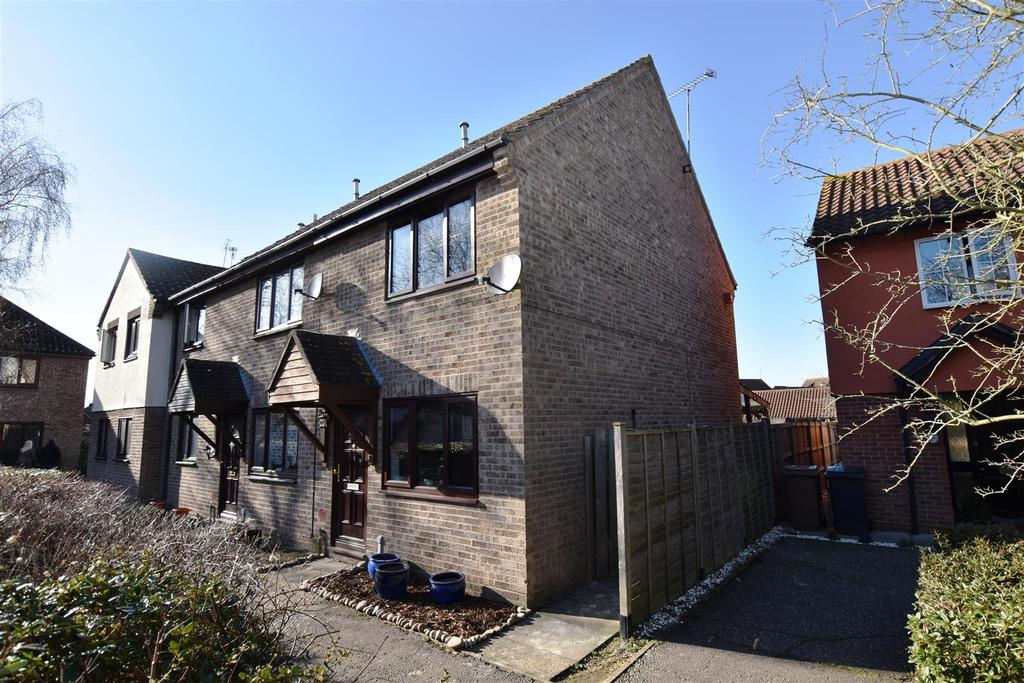 2 Bedrooms End Of Terrace House for sale in Hallowell Down, South Woodham Ferrers