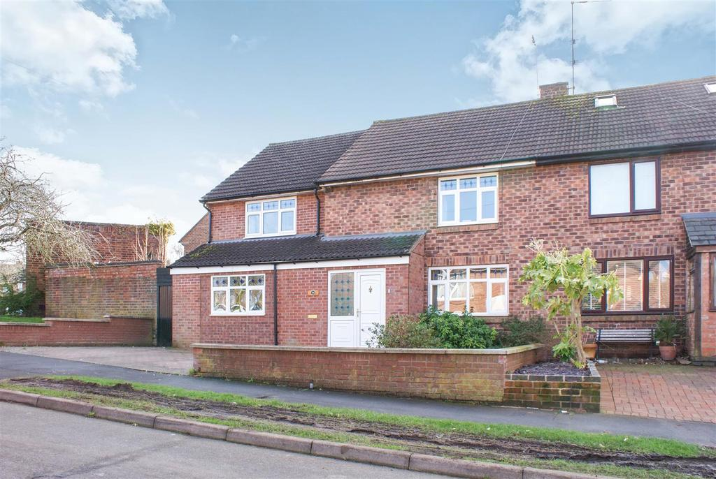 4 Bedrooms Semi Detached House for sale in Rawlinson Road, Leamington Spa