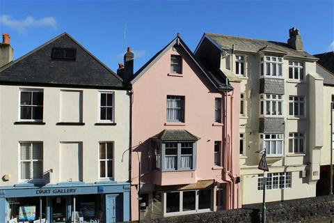 3 bedroom semi-detached house for sale - Lower Street, Dartmouth, Devon, TQ6