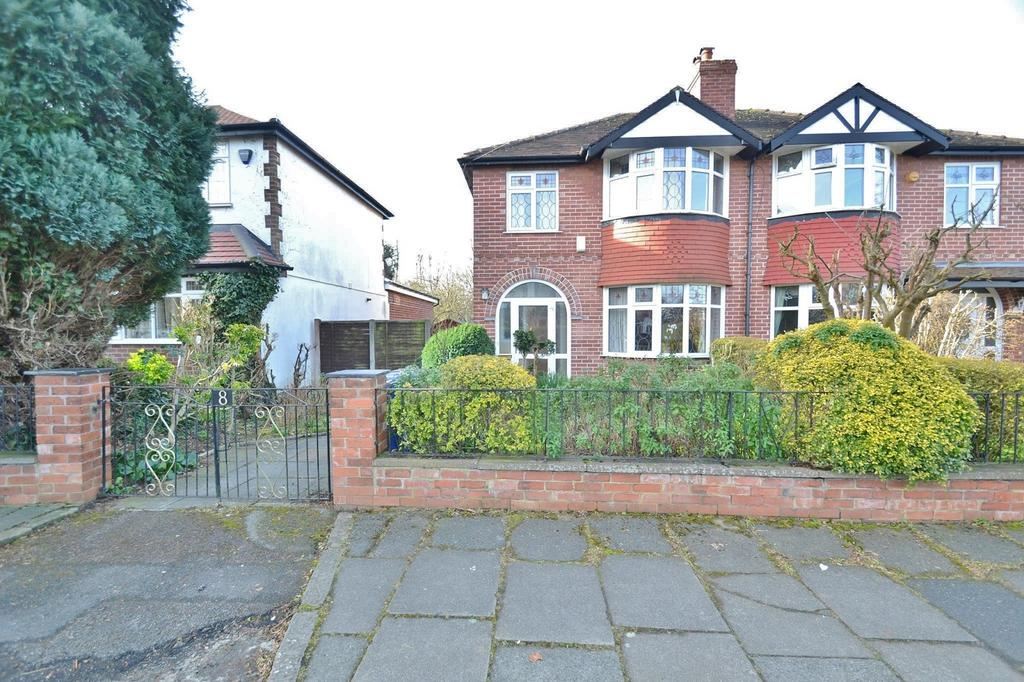 3 Bedrooms Semi Detached House for sale in Verdure Avenue, Brooklands, Sale