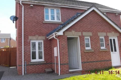 2 bedroom semi-detached house to rent - Heritage Way, Llanharan , Llanharan  CF72