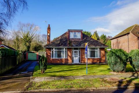 4 bedroom detached bungalow for sale - The Horseshoe, York