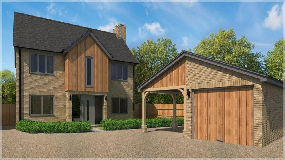 4 Bedrooms Detached House for sale in Maldon Road, Goldhanger, MALDON, Essex