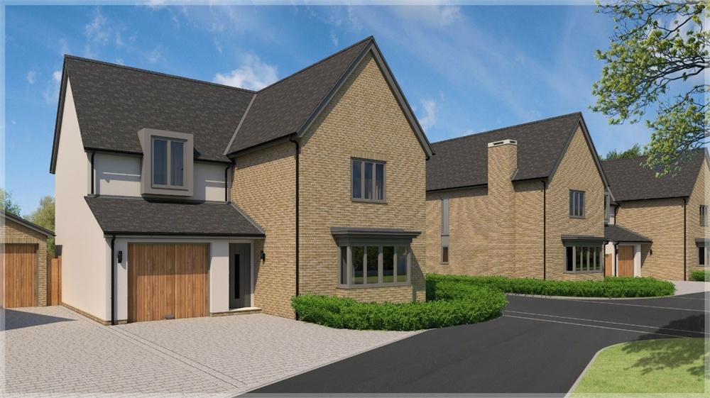4 Bedrooms Detached House for sale in Maldon Road, Goldhanger, MALDON, Essex