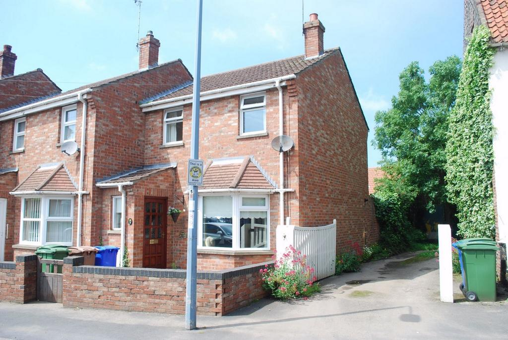 2 Bedrooms End Of Terrace House for sale in Northside, Patrington, HULL, East Riding of Yorkshire