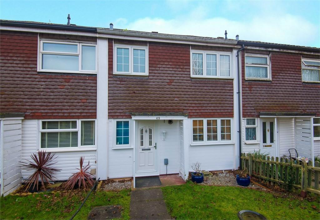 3 Bedrooms Terraced House for sale in Swanstand, Letchworth, Herts