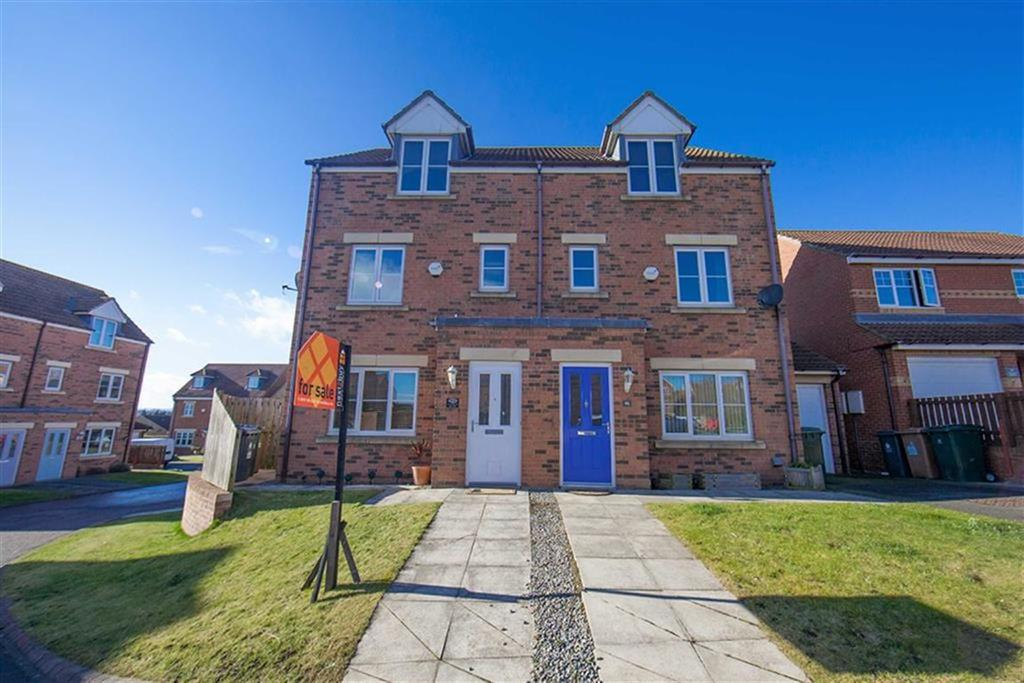 3 Bedrooms Town House for sale in Haydon Drive, Wallsend, Tyne Wear, NE28