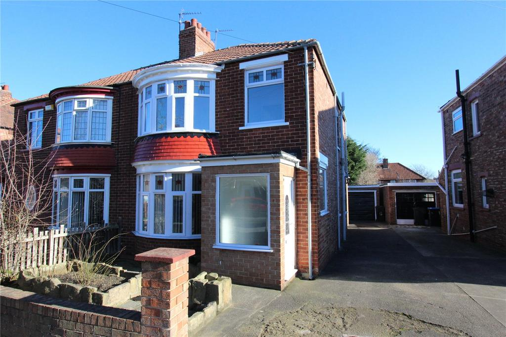 3 Bedrooms House for sale in Easby Avenue, Tollesby