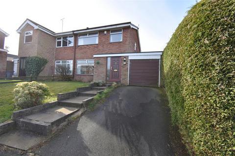 3 bedroom semi-detached house for sale - Fairfields, Bignall End