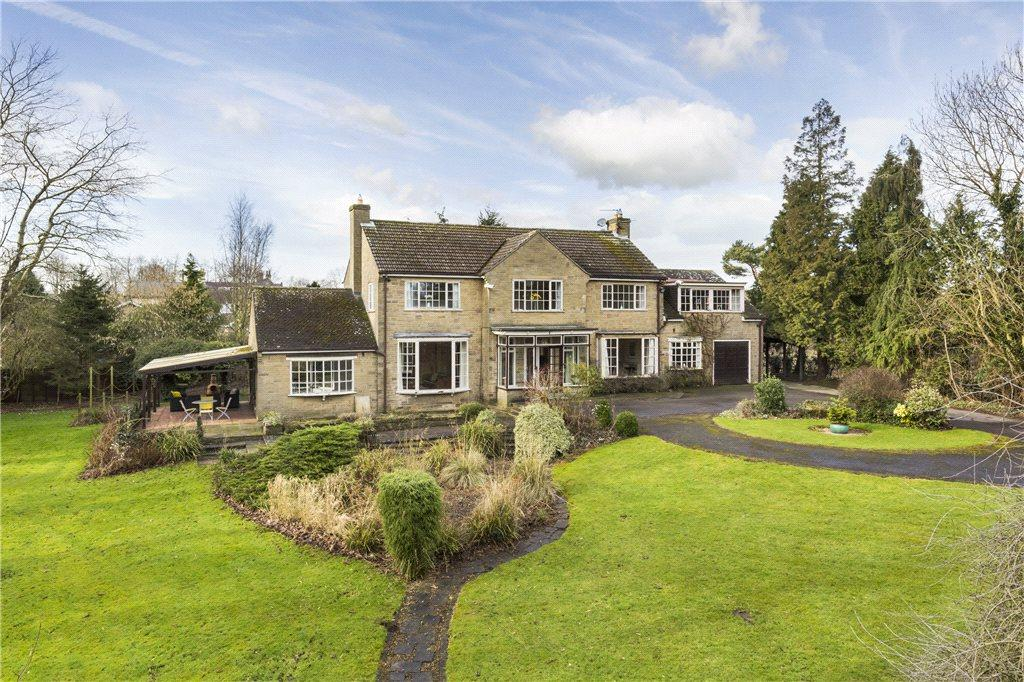5 Bedrooms Detached House for sale in Howebridge, Blakey Lane, Sowerby, Thirsk