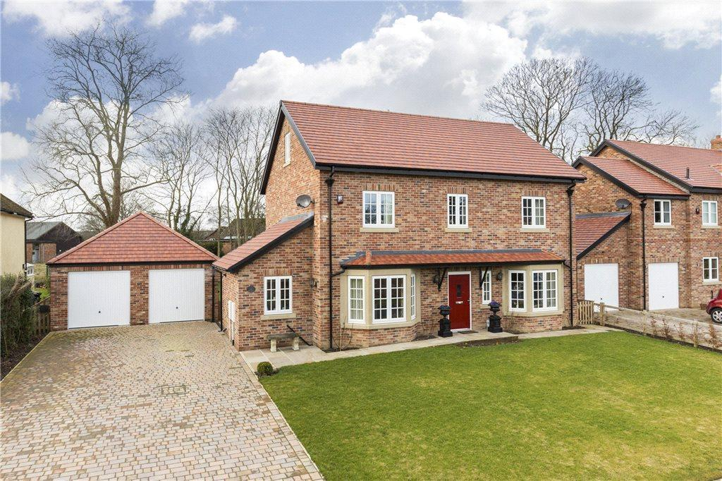 5 Bedrooms Detached House for sale in Tower Gardens, Ripon, North Yorkshire