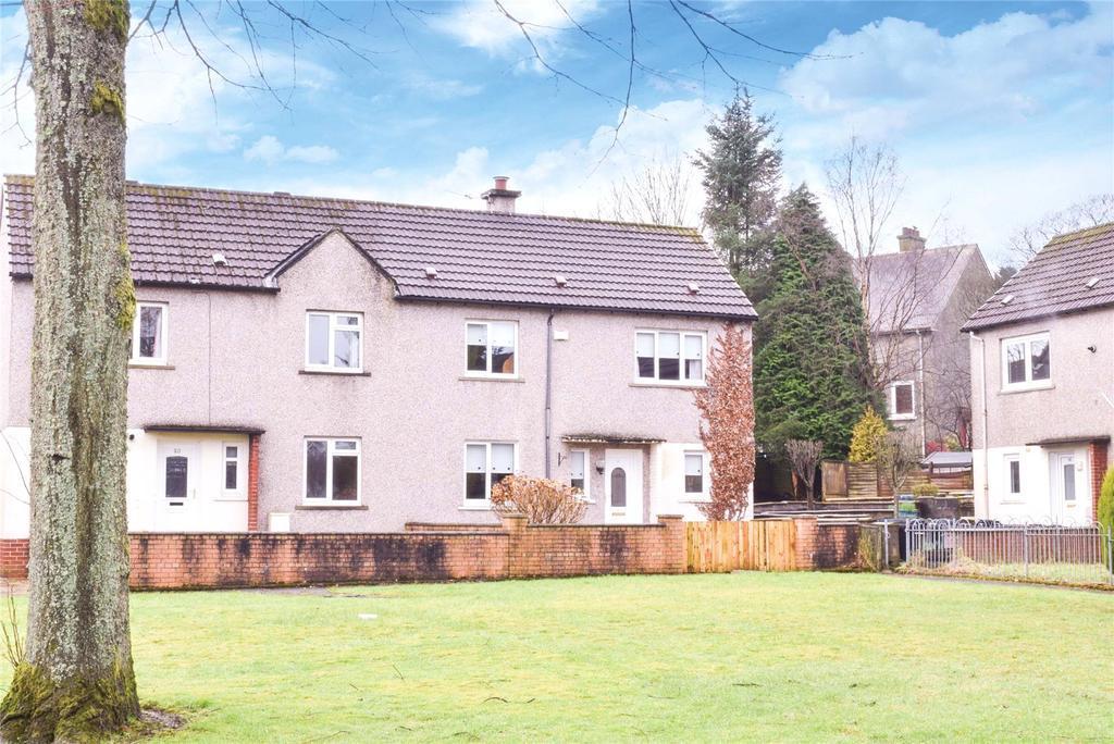 2 Bedrooms Semi Detached House for sale in Dumgoyne Avenue, Milngavie
