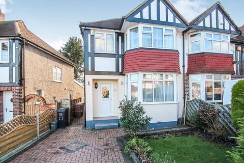 3 bedroom semi-detached house for sale - Senlac Road, Lee, SE12 9NB
