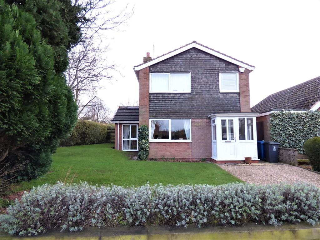 3 Bedrooms Detached House for sale in The Leasowe, Lichfield