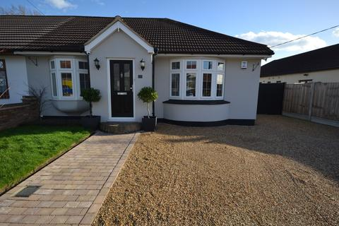 3 bedroom semi-detached bungalow for sale - Pembroke Avenue, Corringham, Stanford-le-Hope, SS17