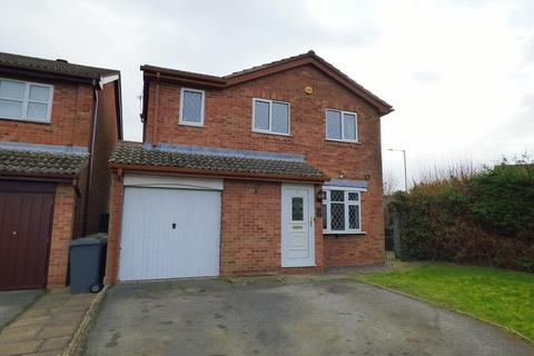 4 bedroom detached house for sale - Blackthorn Grove, Whitestone, Nuneaton, CV11