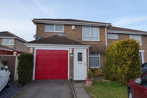 3 bedroom semi-detached house for sale - Cumberland Drive, Lindley Park, Nuneaton, CV10