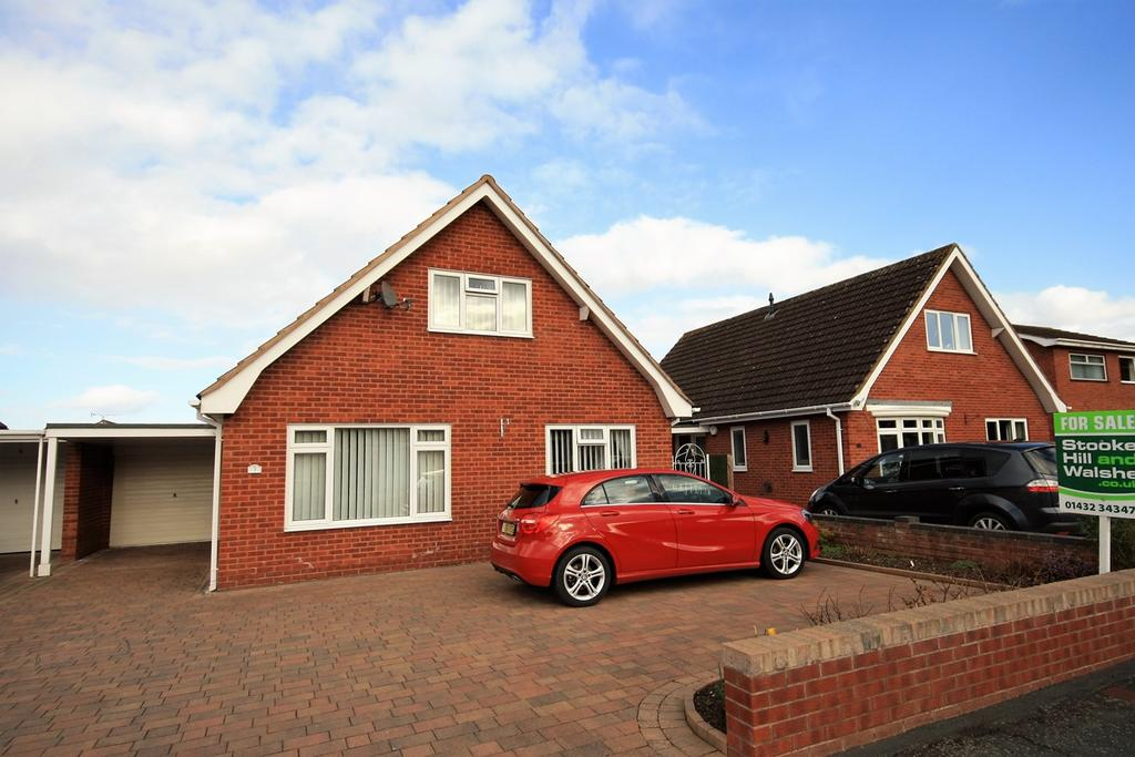 3 Bedrooms Link Detached House for sale in Shipton Close, Kings Acre, Hereford, HR4