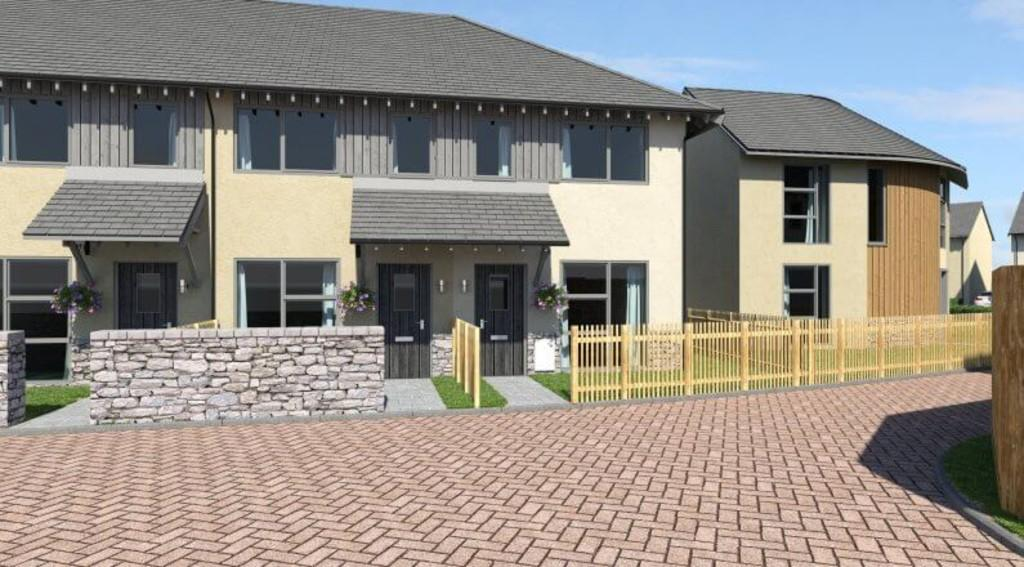2 Bedrooms Terraced House for sale in The Cott, Yarners Mill