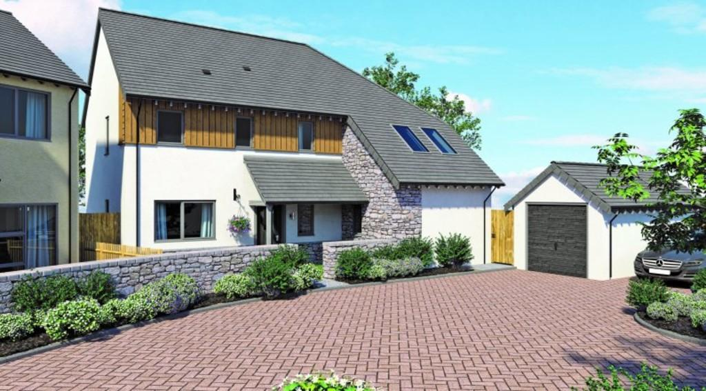 4 Bedrooms Detached House for sale in Trefusis, Yarners Mill, Shinners Bridge