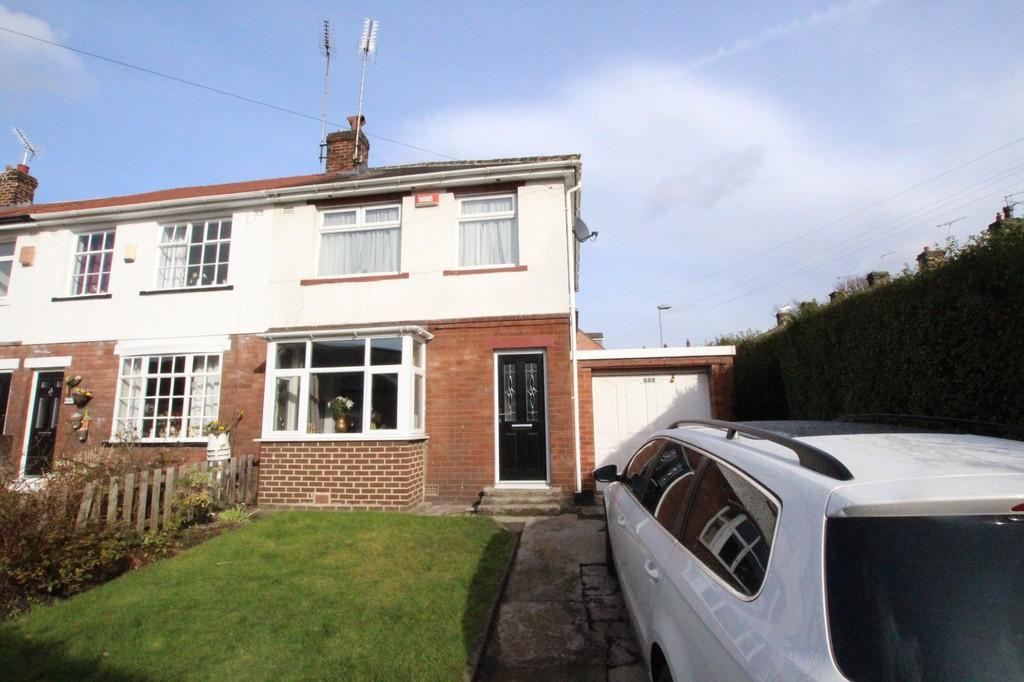 3 Bedrooms End Of Terrace House for sale in Bradford Road, Birstall
