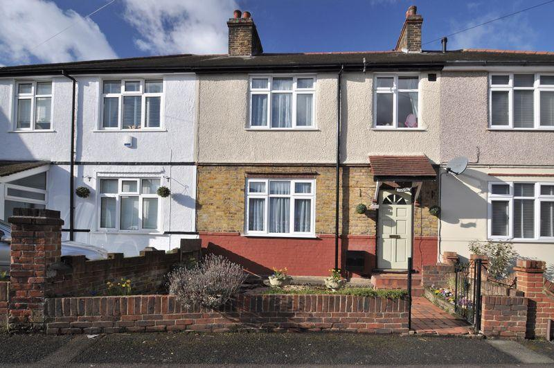 3 Bedrooms Terraced House for sale in Woodside Crescent, Sidcup