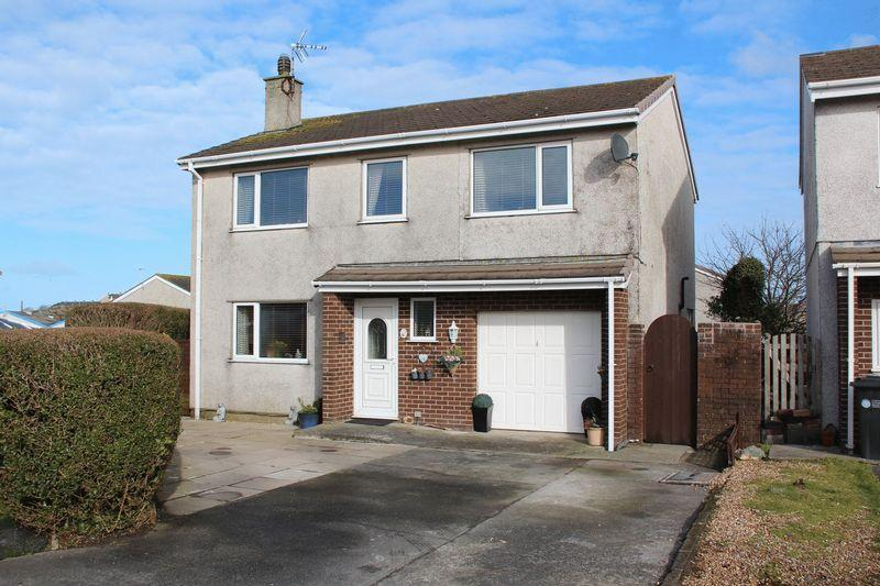 4 Bedrooms Detached House for sale in Llain Bryniau, Holyhead