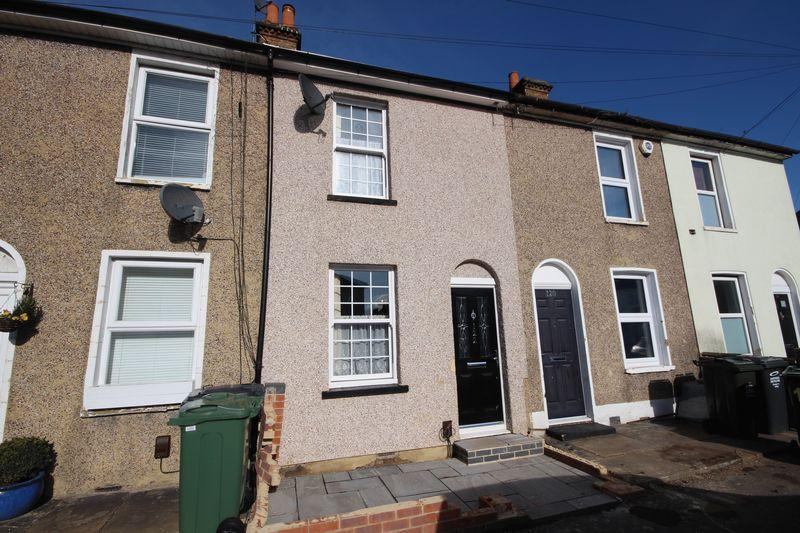 2 Bedrooms Terraced House for sale in Dartford Road, Dartford