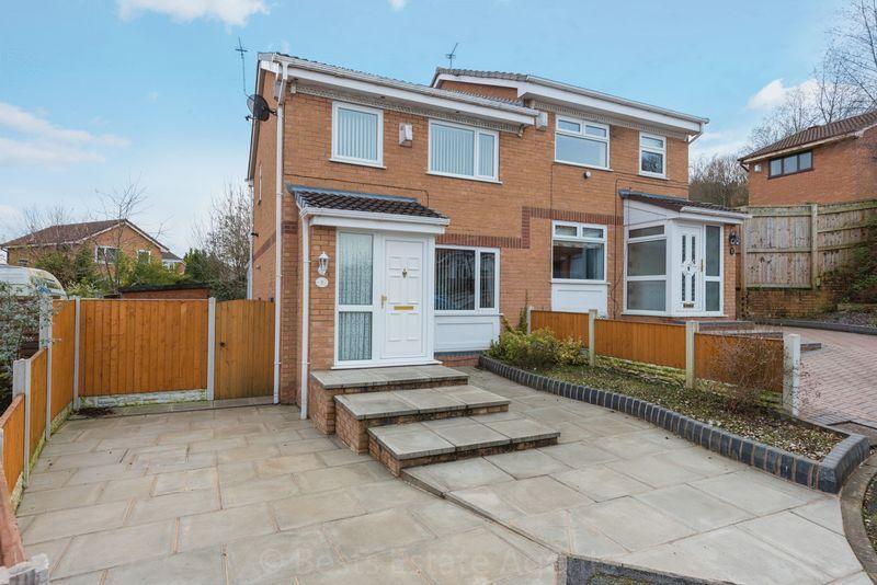 3 Bedrooms Semi Detached House for sale in Mellor Close, Norton, Runcorn