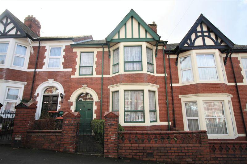 4 Bedrooms Terraced House for sale in Richmond Road, St Julians, Newport