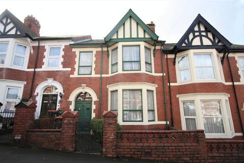 4 bedroom terraced house for sale - Richmond Road, St Julians, Newport