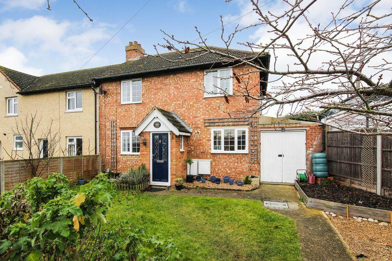 3 Bedrooms End Of Terrace House for sale in Saunders Piece, Ampthill