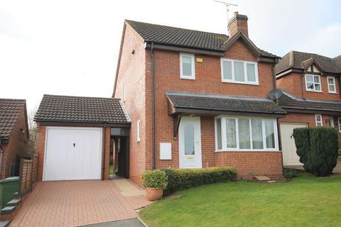3 bedroom detached house for sale - Oak Close, Bromyard